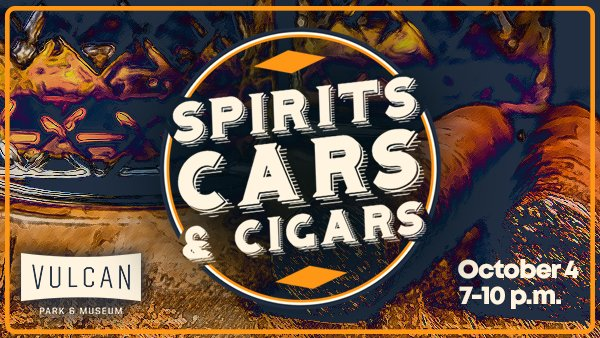 None - Spirits, Cars, & Cigars