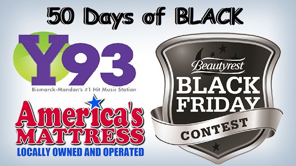 None - 50 Days of Black with America's Mattress