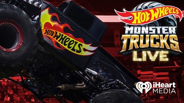image for Hot Wheels Monster Trucks Live