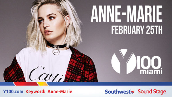None - Hang with Anne Marie in our Southwest Sound Stage!