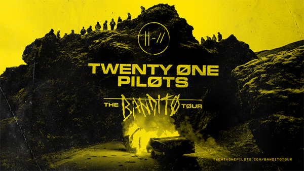 None - Win Tickets to see Twenty One Pilots