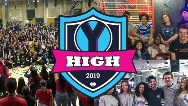 Enroll Your School in Y-High 2019!