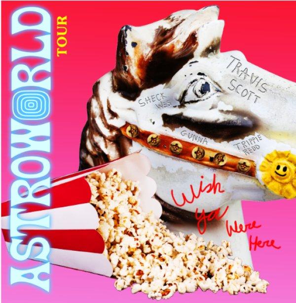None - Travis Scott's Astroworld: Wish You Were Here Tour