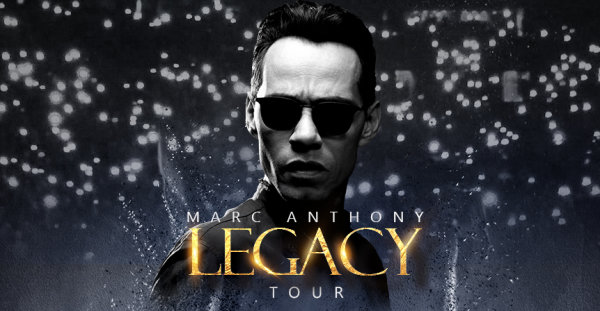 None - Win Tickets to Marc Anthony's Legacy Tour