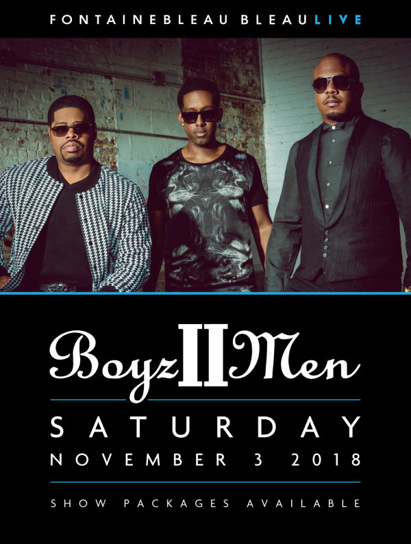 None - Enter to win tickets to see Boyz II Men!