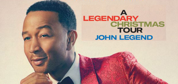 None - John Legend's A Legendary Christmas Tour