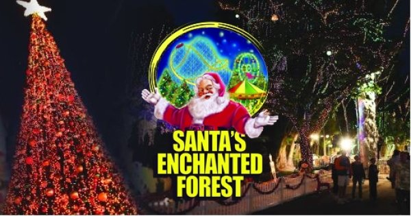 None - Win Tickets to Santa's Enchanted Forest