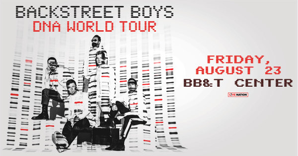 None - Win Tickets to See The Backstreet Boys!