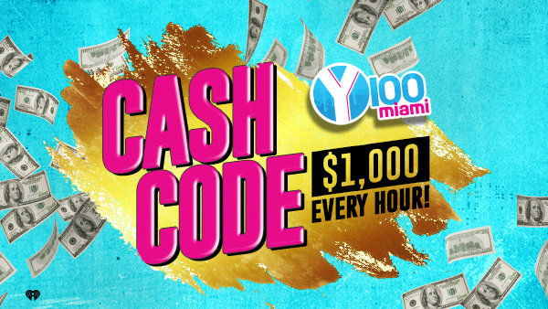 Win $1,000 with the Cash Code!