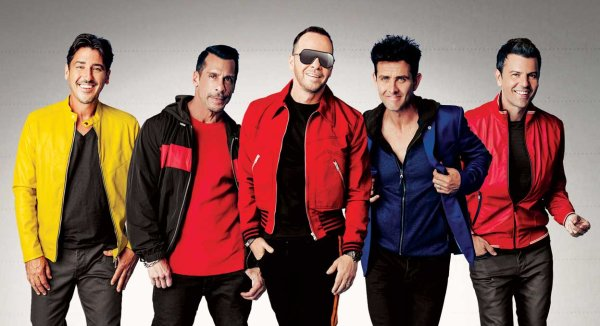 None - Win tickets to see New Kids on the Block!