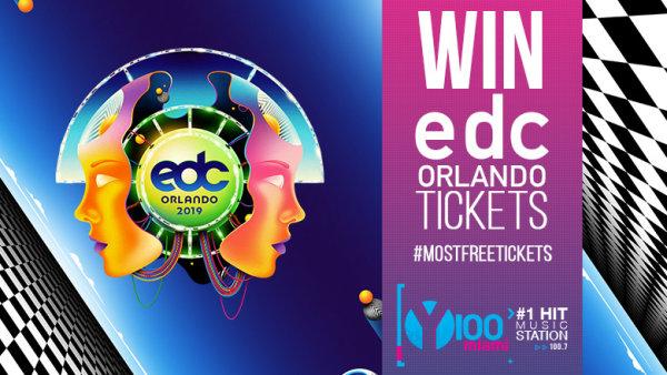 None -  Listen to win EDC Orlando tickets!