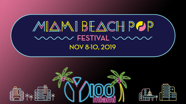 Miami Beach Pop Festival!