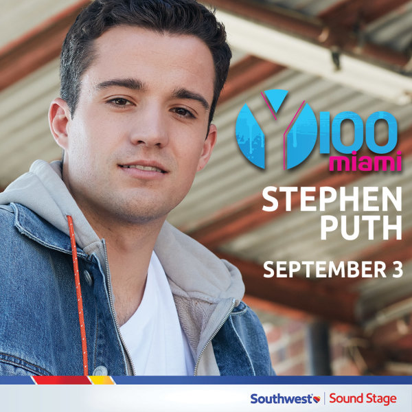 None - Hang with Stephen Puth in our Southwest Sound Stage!