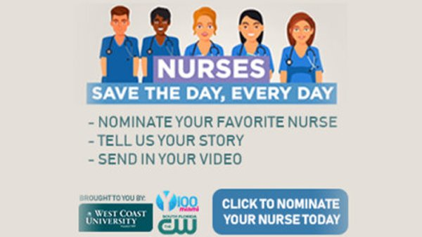 image for Nominate Your Favorite Nurse Today with West Coast University!