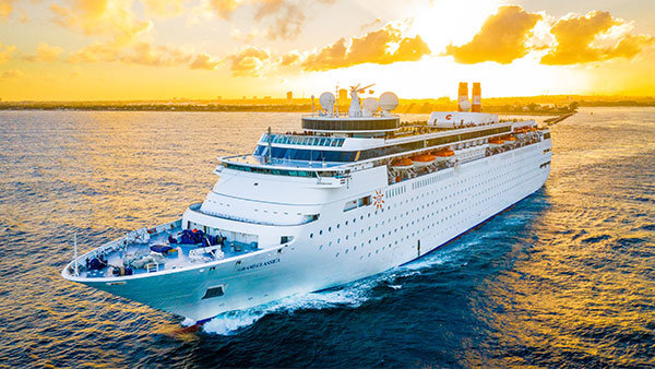 None - Win Tickets to iHeartRadio Fiesta Latina and a Bahamas Paradise Cruise for Two