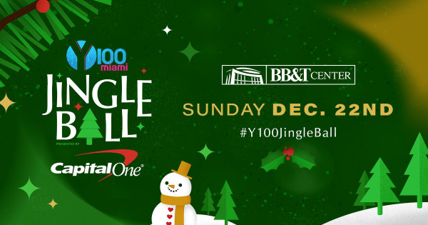 Win Tickets to Y100 Jingle Ball!
