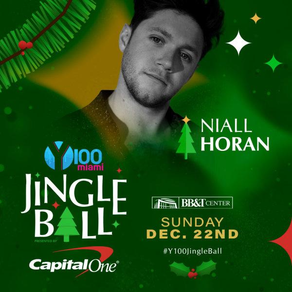 None - Meet Niall Horan at Y100 Jingle Ball!