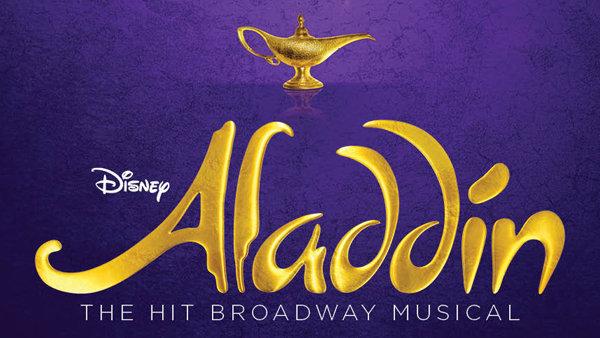 None - Disney's Aladdin!