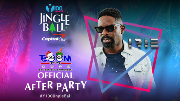 None - Boom Cups presents the Official Y100 Jingle Ball After Party!