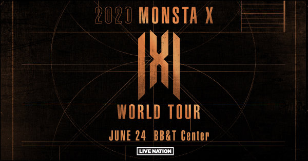 None - Win tickets to see MONSTA X!