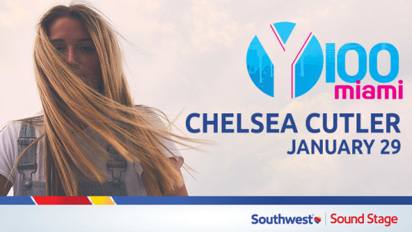 None - See Chelsea Cutler in our Southwest Sound Stage!