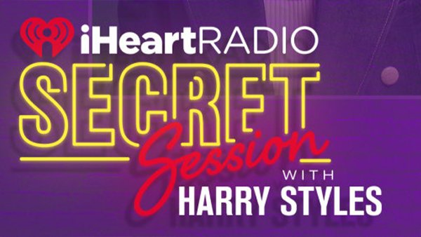 image for iHeartRadio Secret Session with Harry Styles!