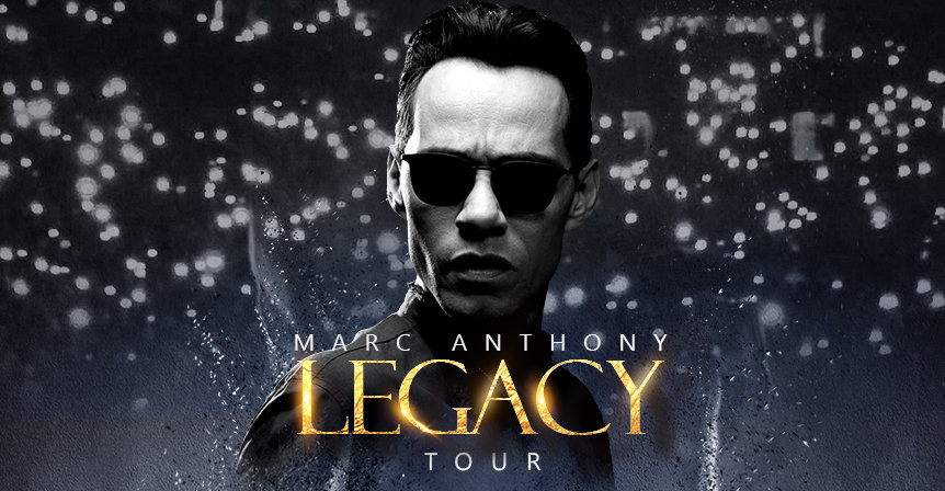 Win Tickets To Marc Anthonys Legacy Tour Y100