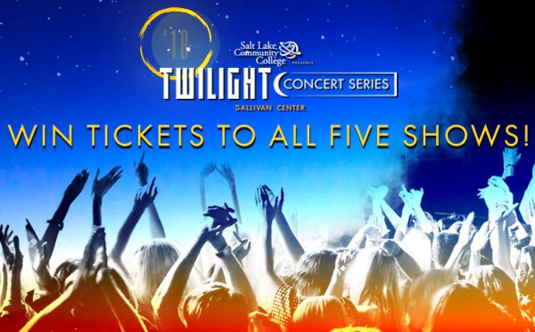 Win Tickets to ALL the 2018 Salt Lake Community College
