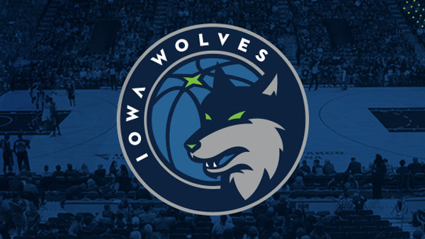 None -  Sit Courtside at the Iowa Wolves with the Seantourage!