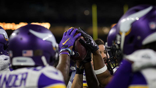 Win Tickets to the Minnesota Vikings vs. Detroit Lions!