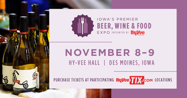 None - Win Beer, Wine and Food Expo Tickets!