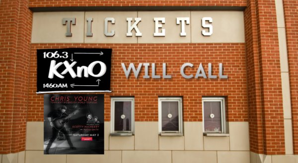 image for Win Tickets to Chris Young's Town Ain't Big Enough Tour, May 2nd at Wells Fargo Arena! !