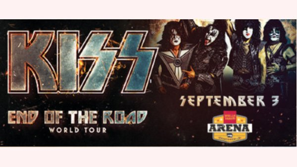 None - Show Us Your LAST KISS for Last Chance KISS TICKETS!