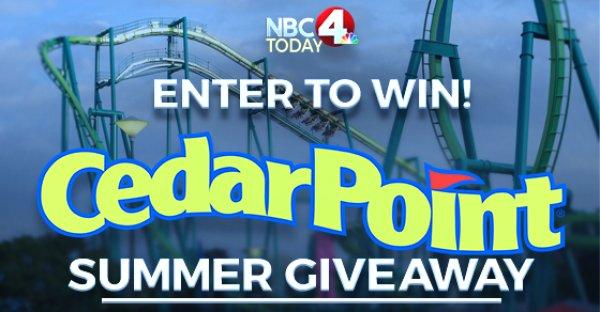 Cedar point giveaway
