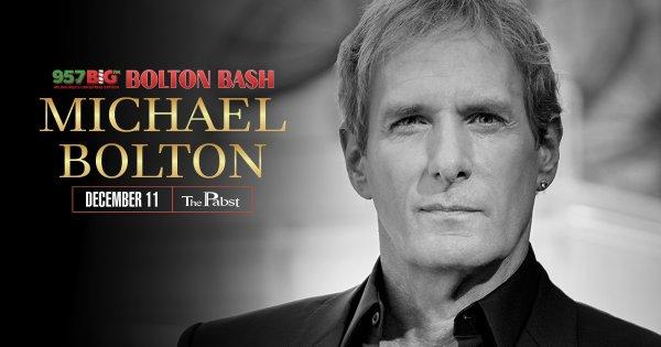 None - Win tickets to Michael Bolton