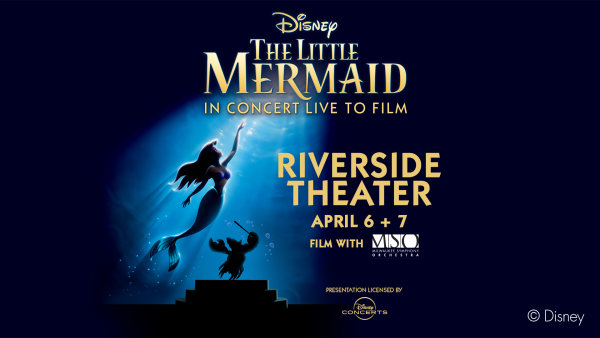 None - Win tickets to Disney in Concert - 'The Little Mermaid'