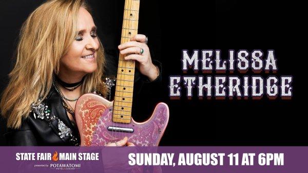 None - Win tickets to Melissa Etheridge