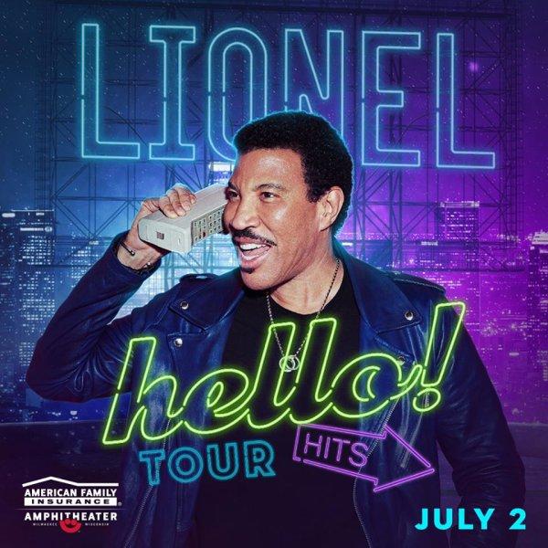 None - Win tickets to Lionel Richie