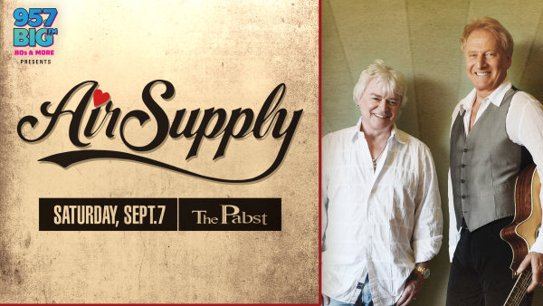 None - Win tickets to Air Supply
