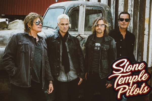 None - Win tickets to see Stone Temple Pilots