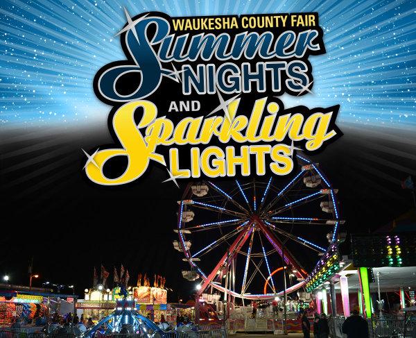 None - Win tickets to Waukesha County Fair