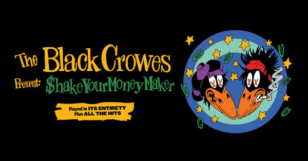 None - Win tickets to The Black Crowes