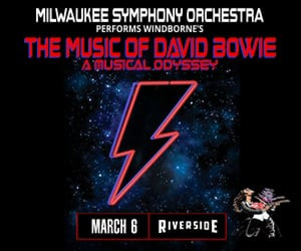 None - Win tickets to see The Music of David Bowie with MSO!