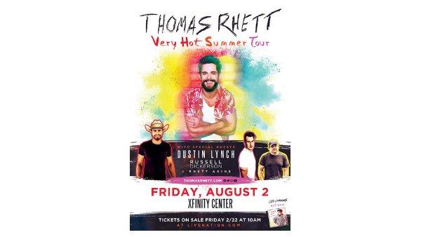 None - Thomas Rhett