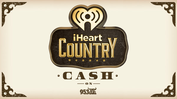 None -   iHeartCountry Cash on 95.3 The Bull