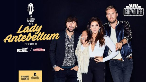 None - An Intimate Evening with Lady Antebellum
