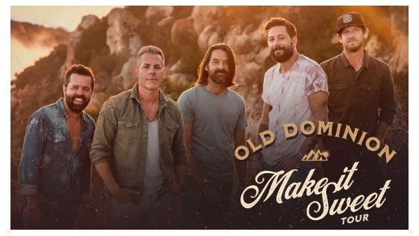 None - Old Dominion Tickets