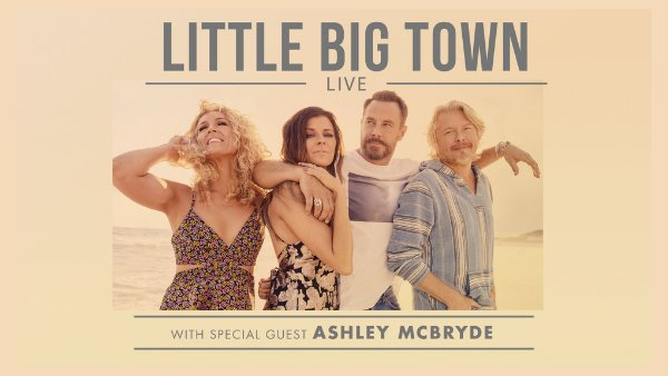 None - Little Big Town Tickets