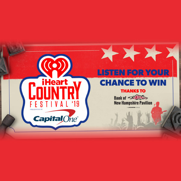None - Win Your Way to the 2019 iHeartCountry Festival!