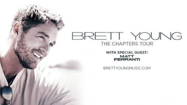 None - Brett Young Tickets